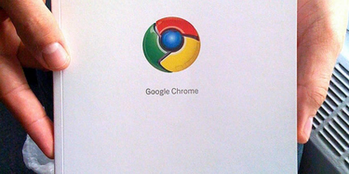 Google Chrome 8 ya está aquí