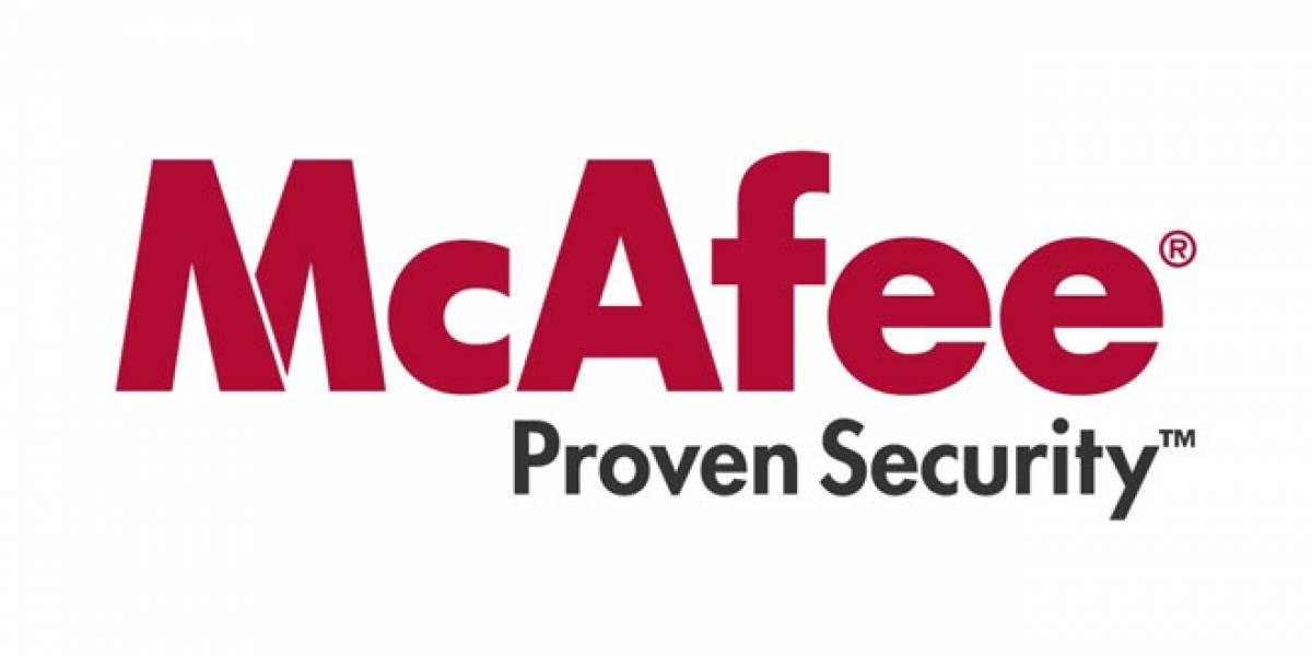 McAfee despide a 250 empleados