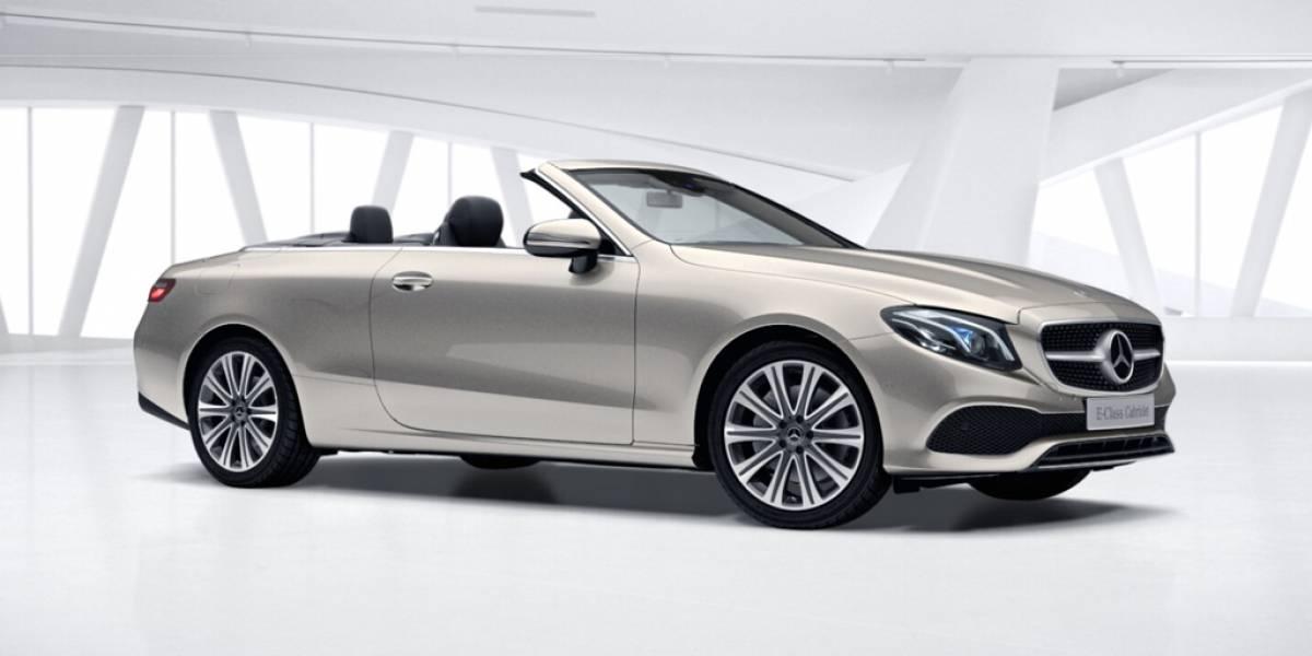 Já à venda, conversível da Mercedes só em sonho mesmo