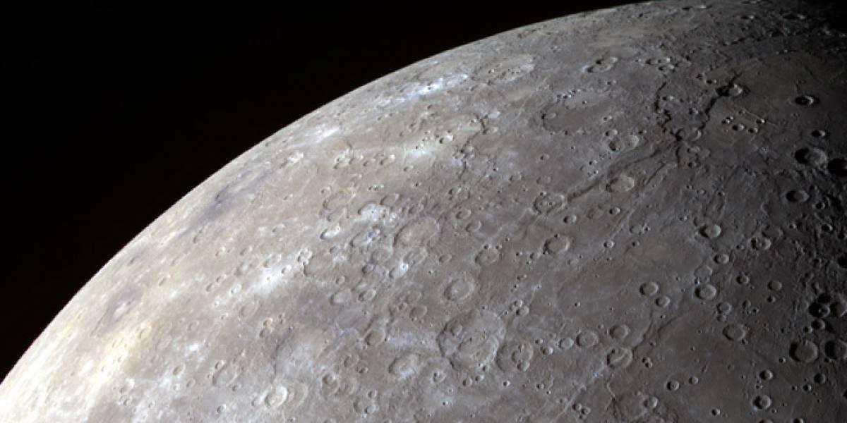 Mercurio es más extraño de lo que se creía, según nuevos datos enviados por Messenger