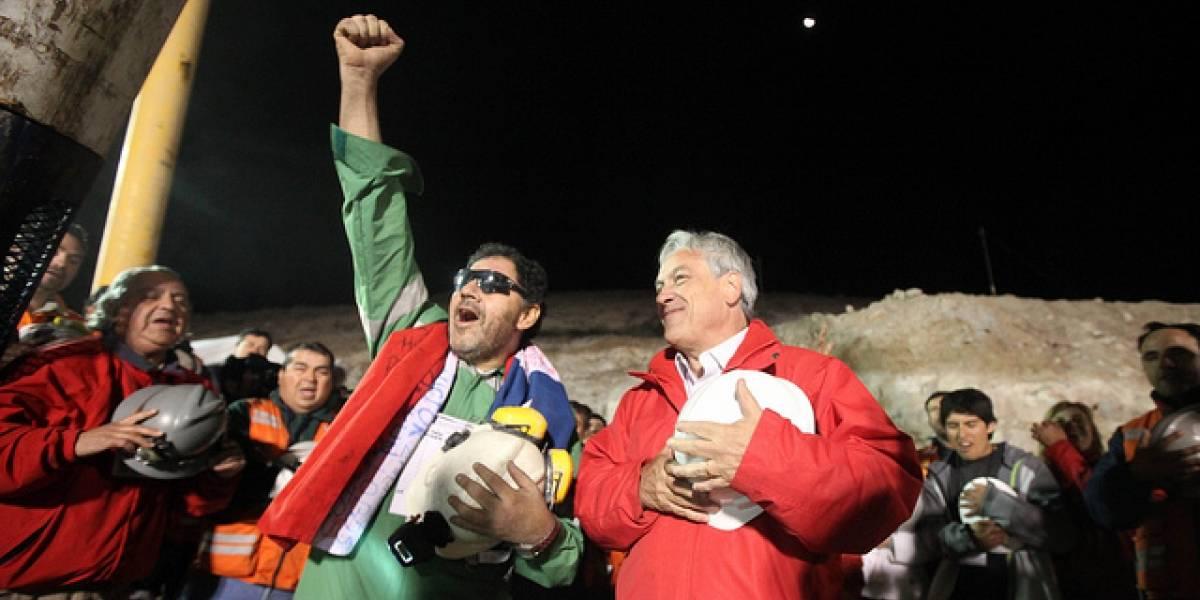 Mineros chilenos estuvieron en el top 10 de Facebook en 2010