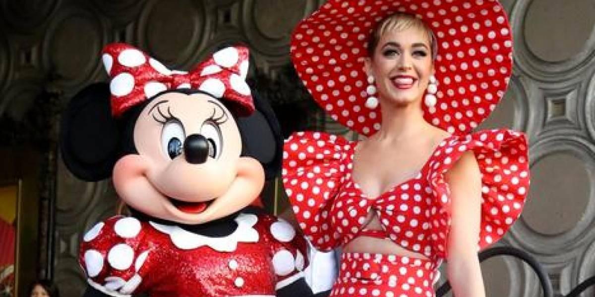 Minnie ganha estrela na Calçada da Fama 40 anos depois de Mickey