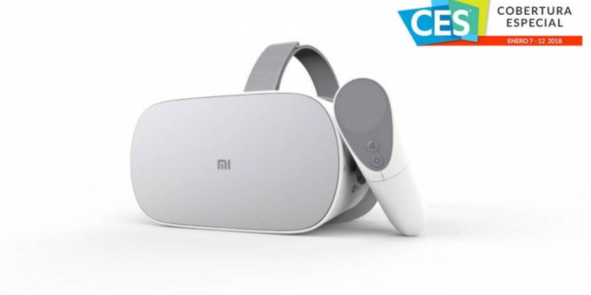 Oculus y Xiaomi lanzarán un casco de realidad virtual en China