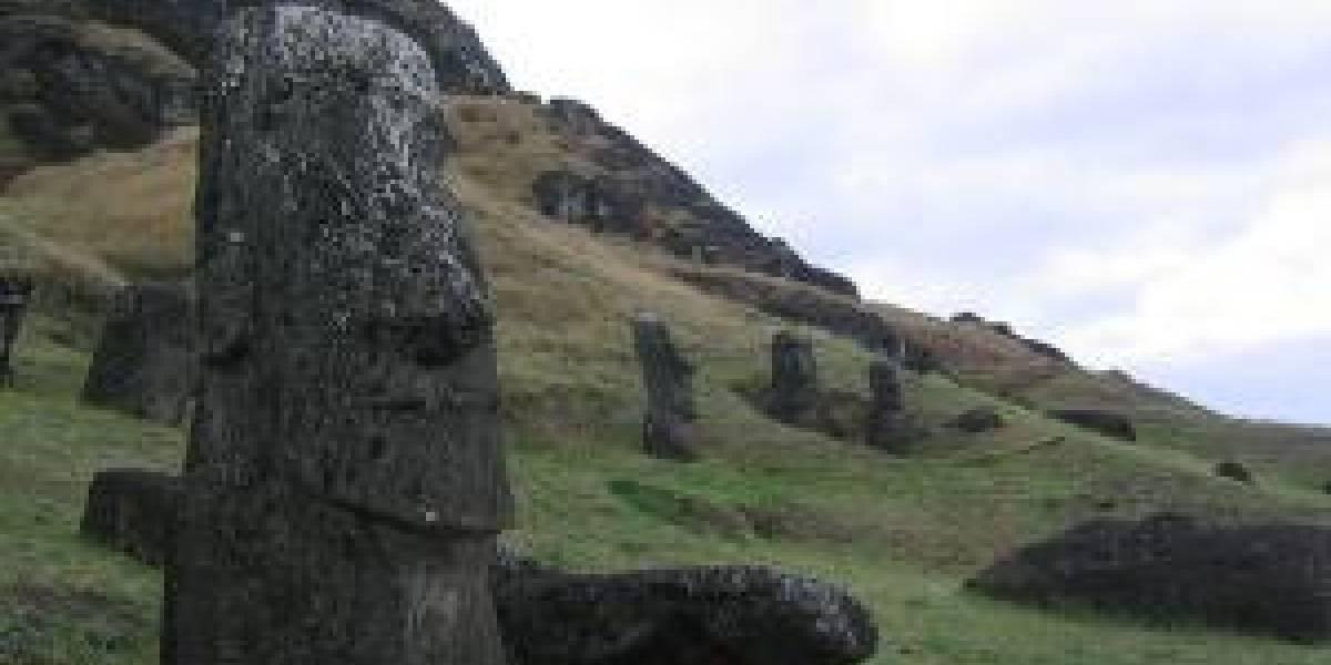 NASA le regala una estrella a Rapa Nui