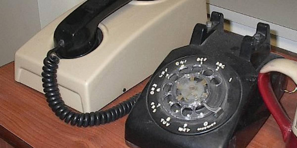 La crisis obliga a los consumidores a volver a las conexiones telefónicas
