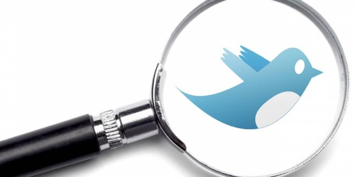 Twitter: apenas un tercio de los mensajes que se leen tienen algo de valor
