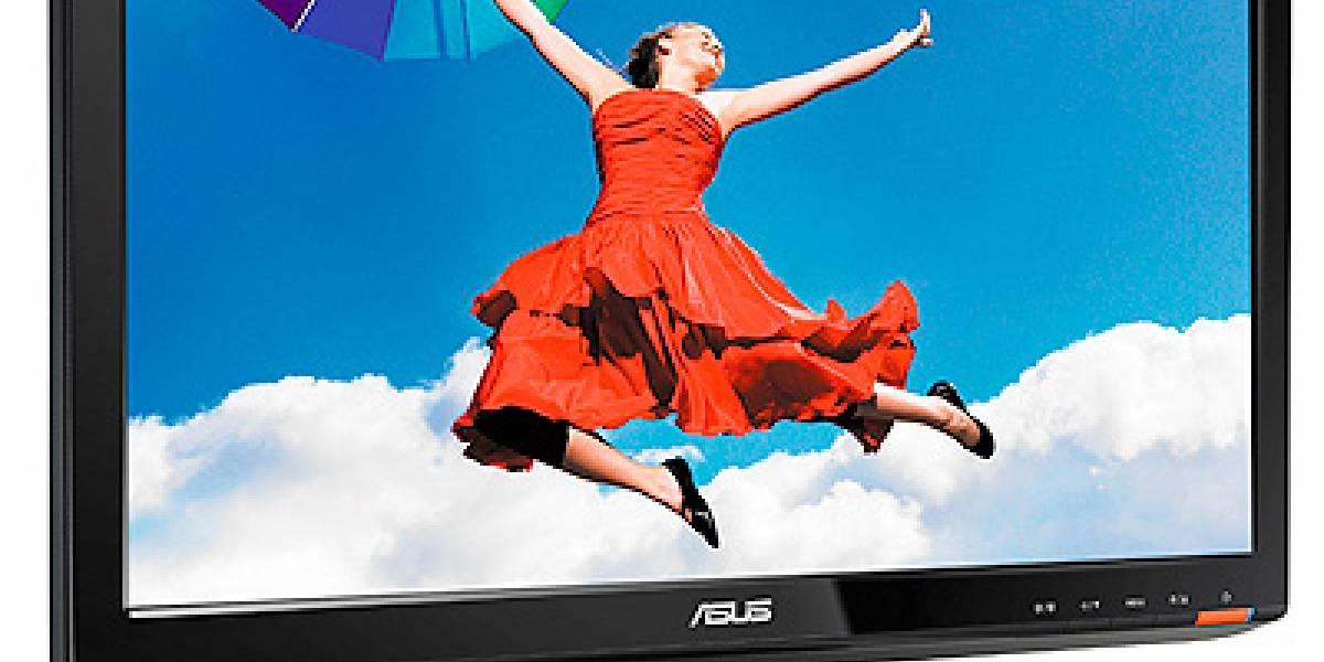 Asus presenta sus modelos de monitores LCD EzLink inalámbricos
