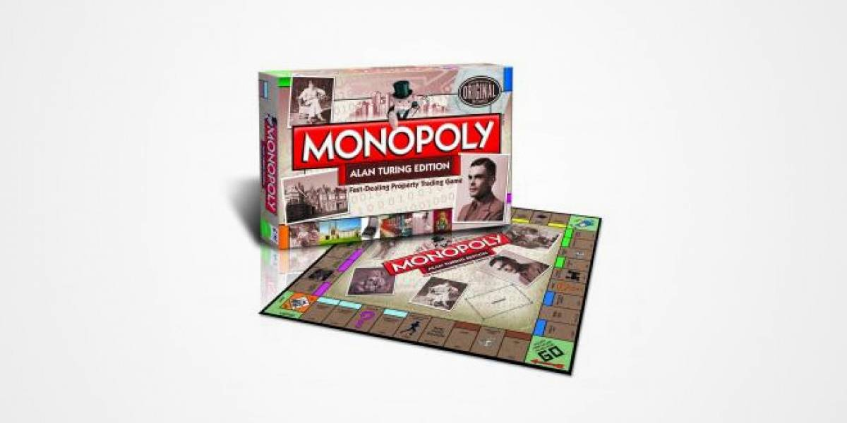 Monopoly lanzará edición especial de Alan Turing