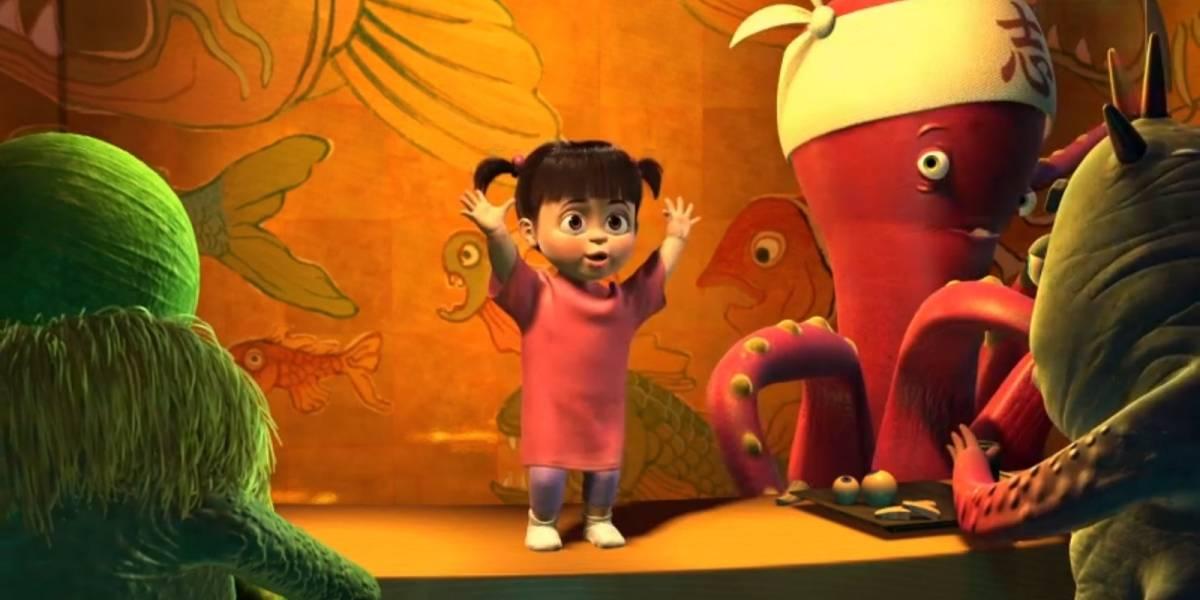 Así luce la niña que dio su voz para 'Boo' en 'Monsters, Inc.'