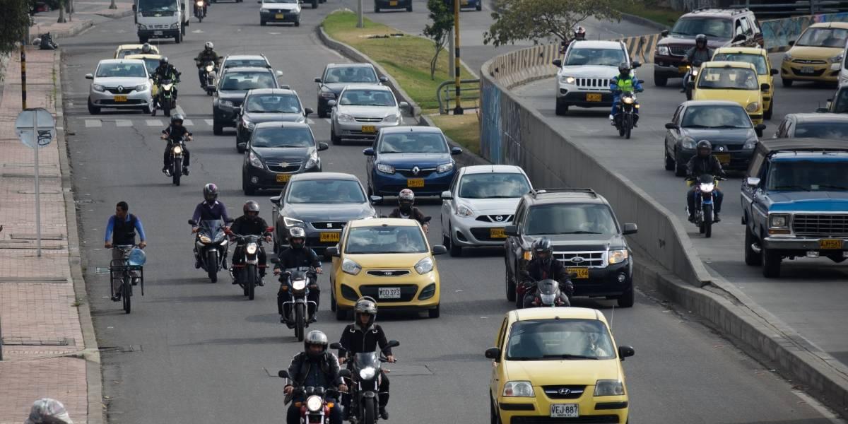 Este viernes inicia la restricción del parrillero hombre en Bogotá