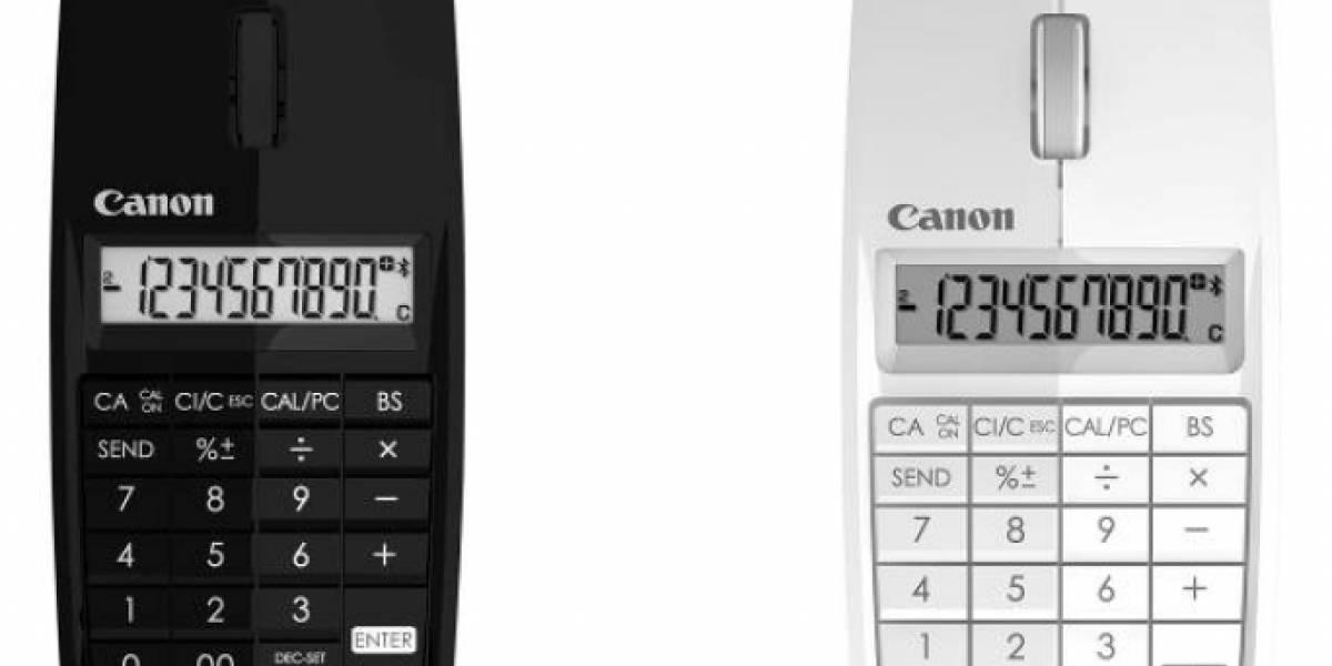Con ustedes, el mouse calculadora