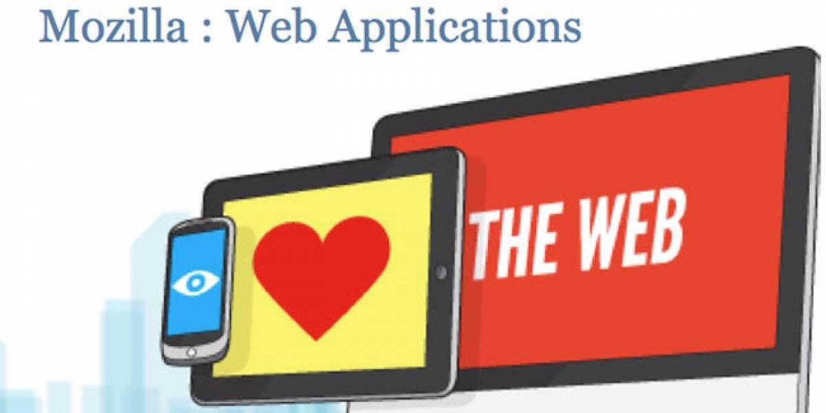 Mozilla abre su tienda de aplicaciones a los desarrolladores