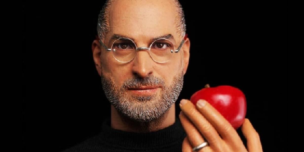 Creador de la figurita de Steve Jobs desistió de su venta por temor a demandas