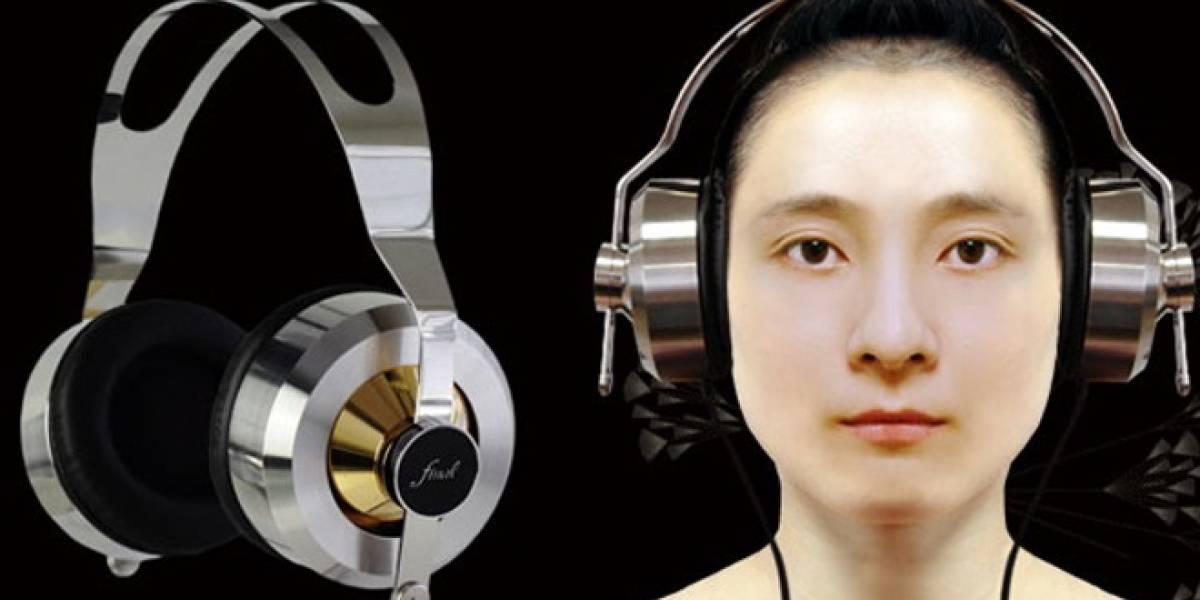 Final Audio Design presenta unos audífonos grandes, pesados y caros