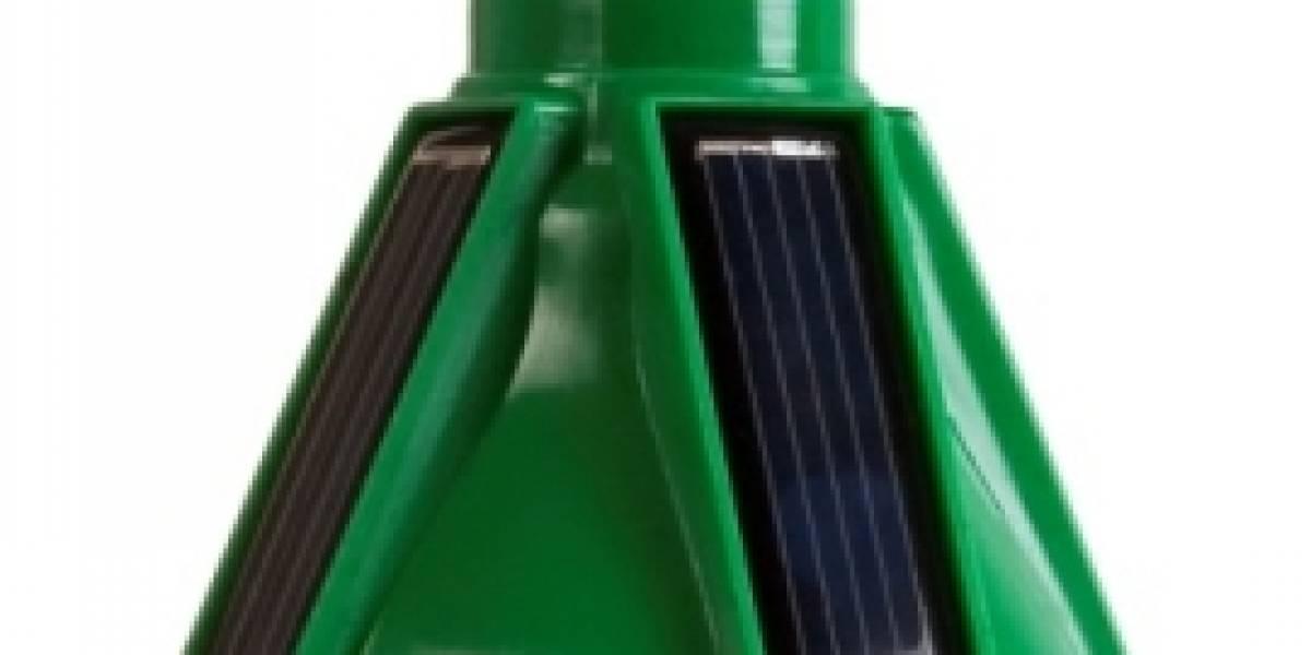 Empresa de Hong Kong desarrolla bombilla solar