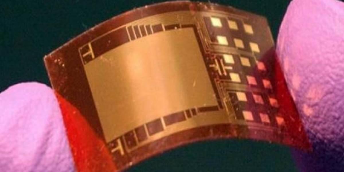 Pronto podrás cargar tu celular pellizcando gente gracias a los nanogeneradores