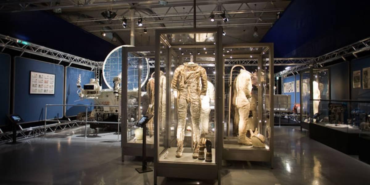 'NASA: La aventura del Espacio', a partir de mañana se exhibe en Madrid