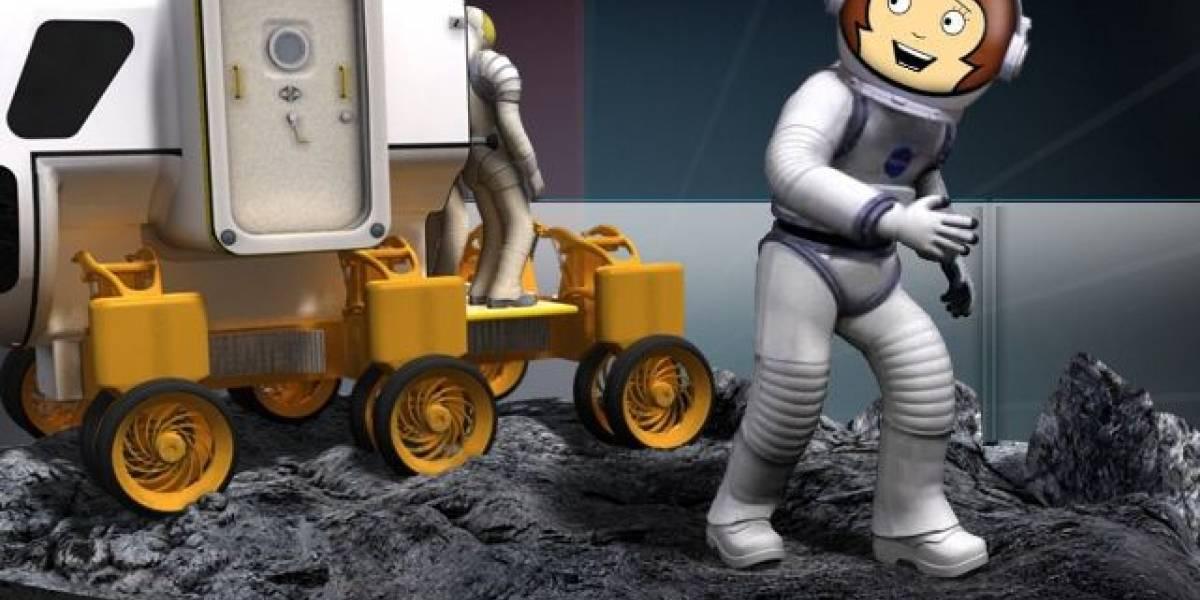 La NASA invita a mandar tu cara al espacio