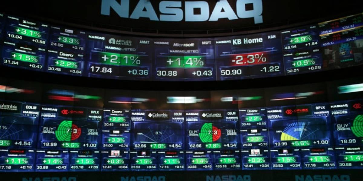 El precio de las acciones de Apple llega a los USD$600 y podría rebasar a Google