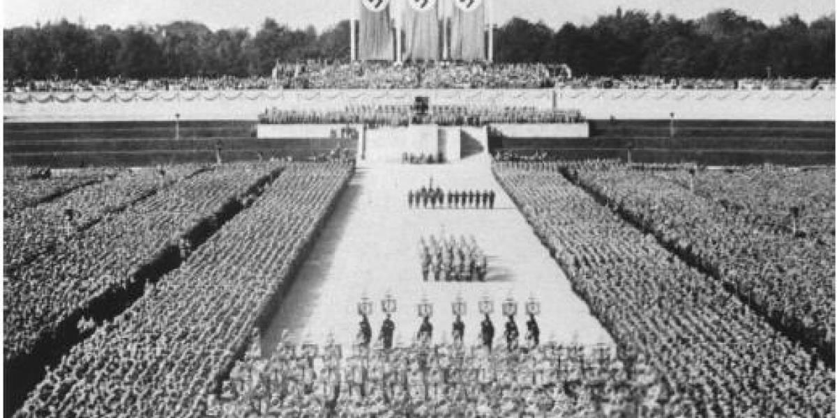 Los Nazis hacían películas 3D en 1930