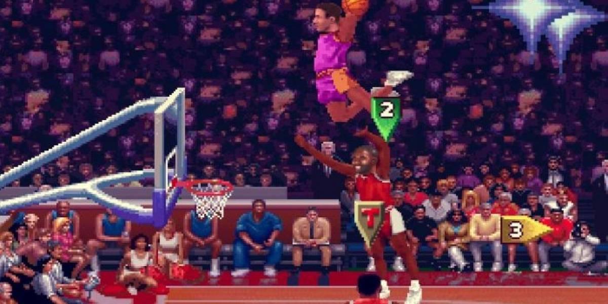 NBA Jam podría regresar en 2018 celebrando sus 25 años