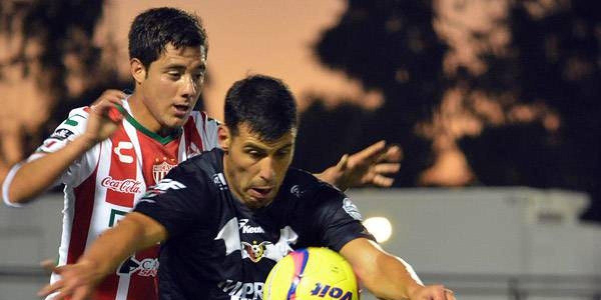 Necaxa rescata el empate ante Murciélagos en la Copa MX
