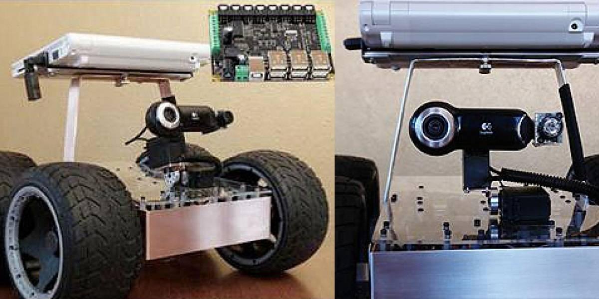 Coppa y Silvio: Bases robot para tu netbook