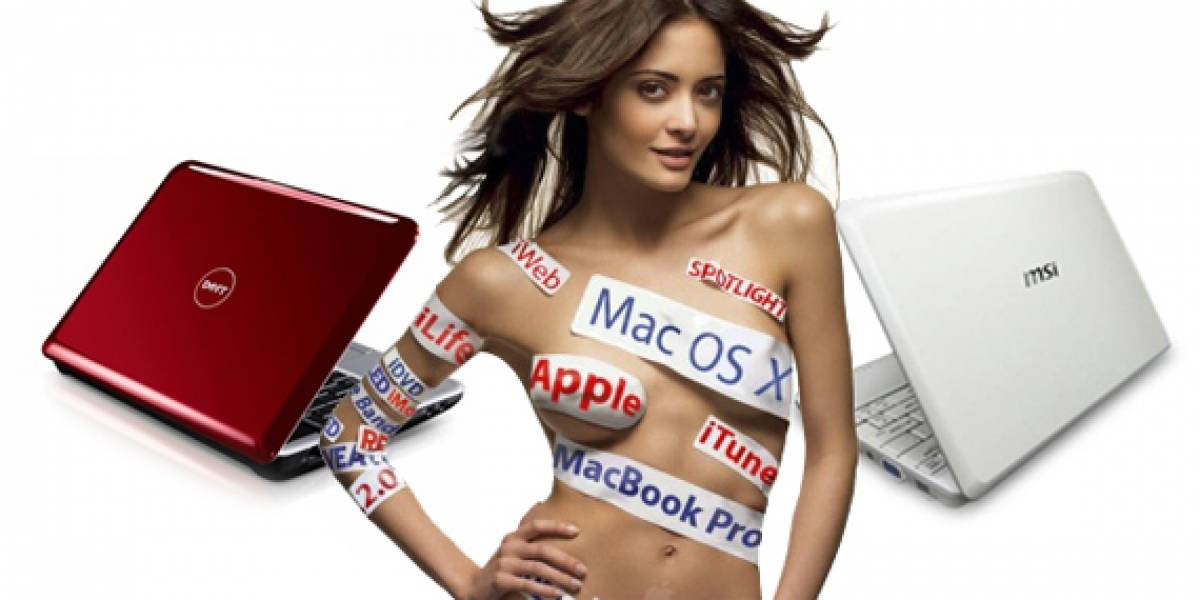 Tabla comparativa de Netbooks compatibles con Mac OS X
