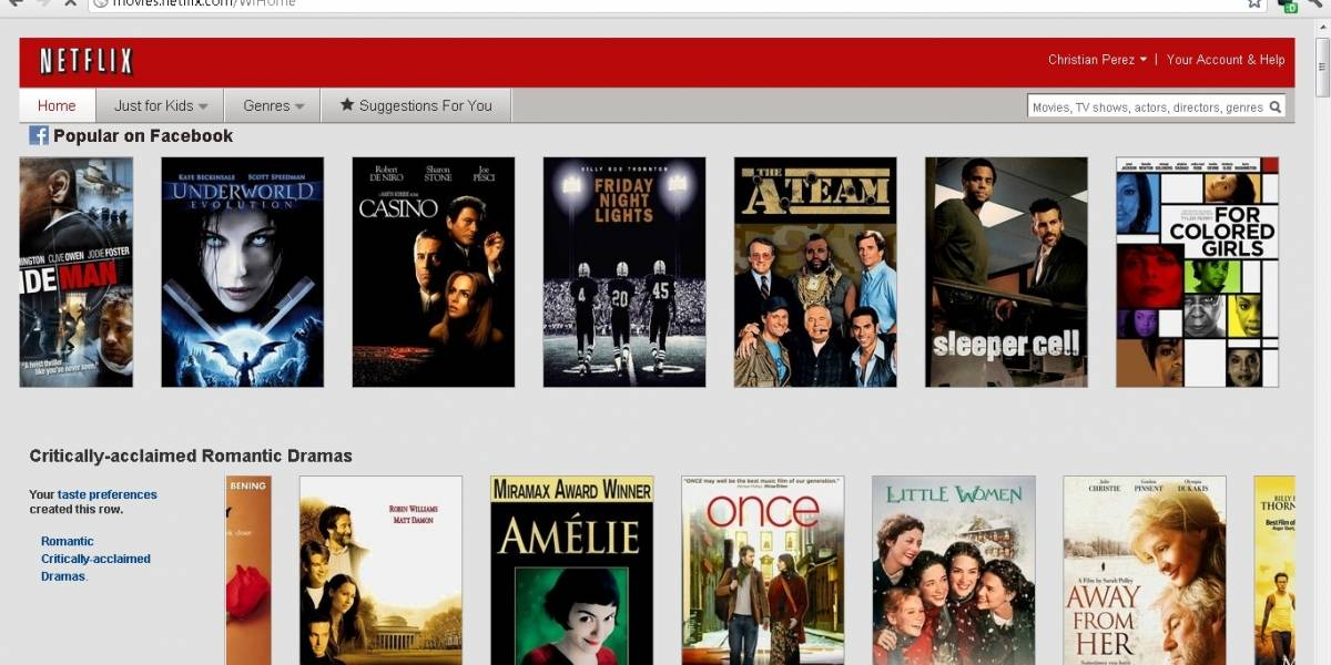 España ya no está en los planes de Netflix