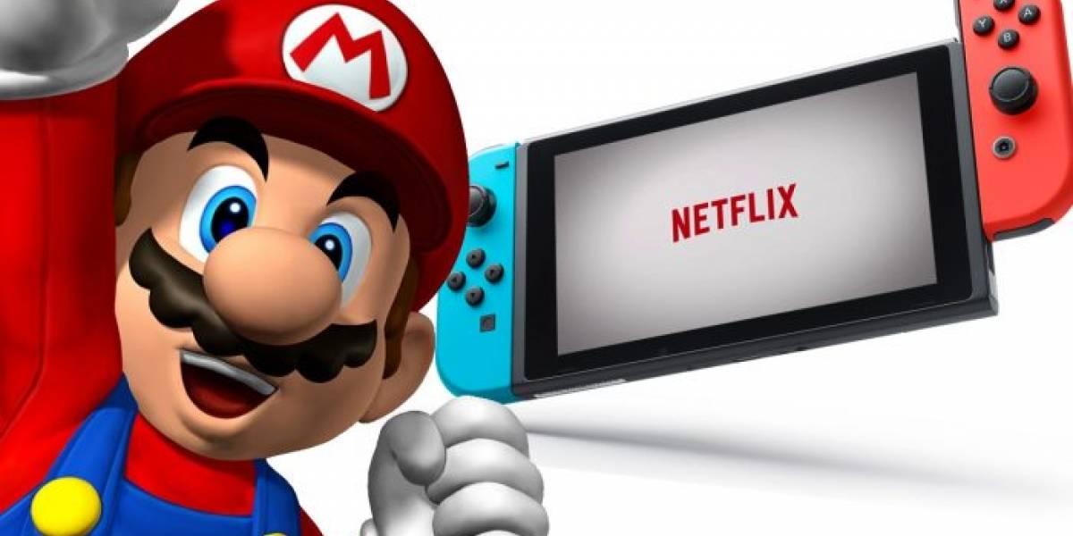 Netflix cambia su postura y abre esperanza para la Nintendo Switch