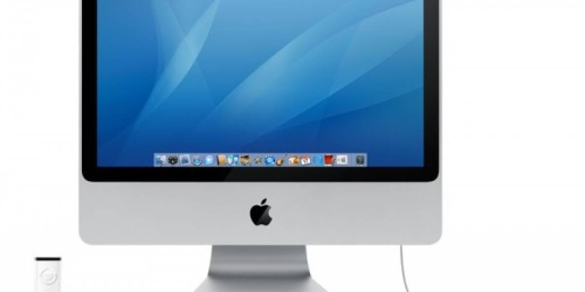 Futurología: Apple lanzará nuevos iMacs