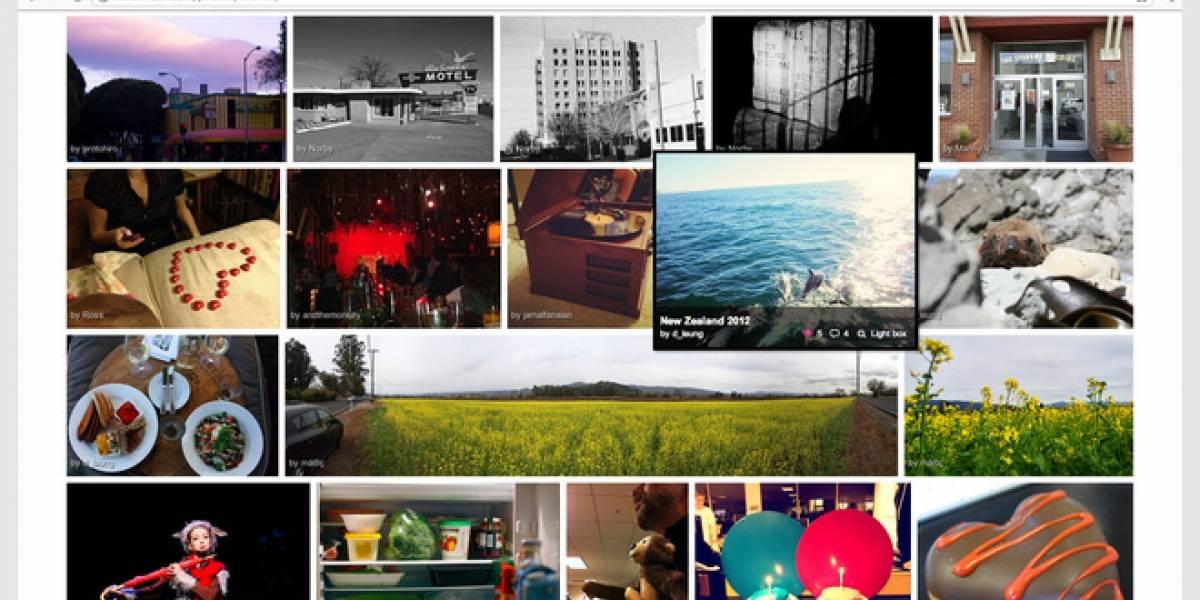 Flickr recibirá gran remodelación la próxima semana