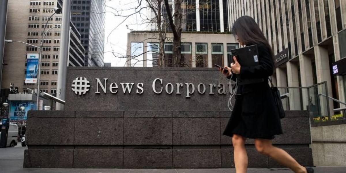 Dueño de Fox News quiere que Facebook pague por noticias