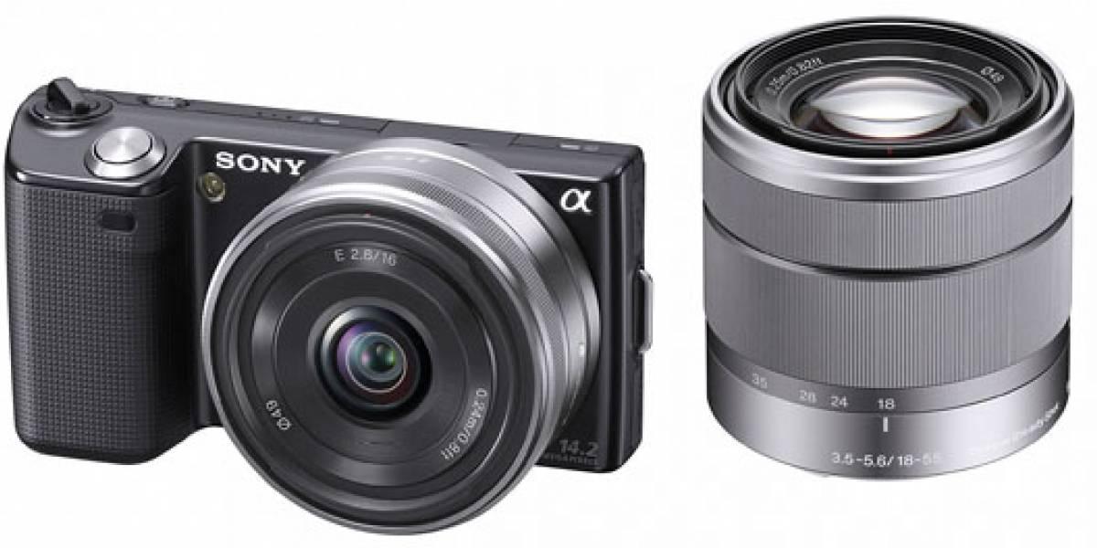 ¿Sony descontinuará la serie de cámaras digitales NEX-3?