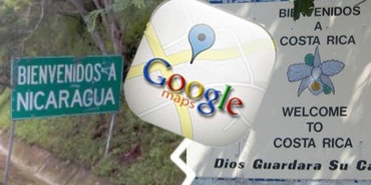 Conflicto entre Nicaragua y Costa Rica por Google Maps sigue escalando