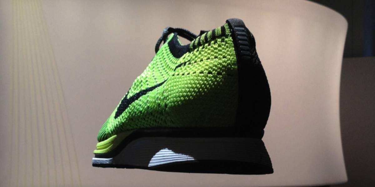 Imperdible: Nike presenta una zapatilla tan liviana que levita [Video]