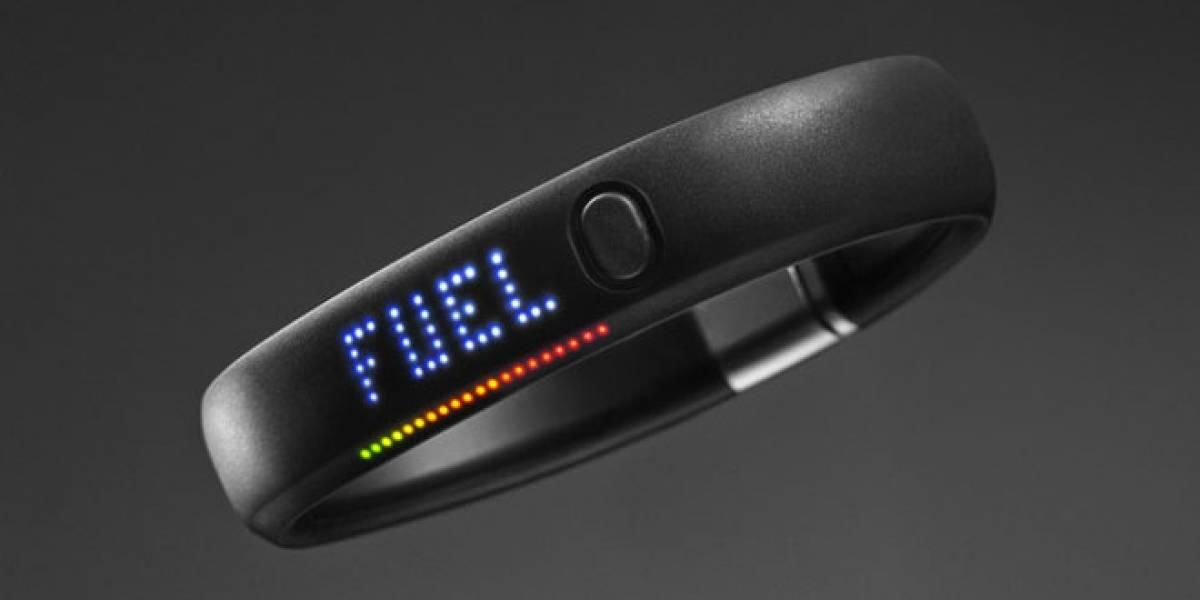 Nike anuncia su pulsera FuelBand