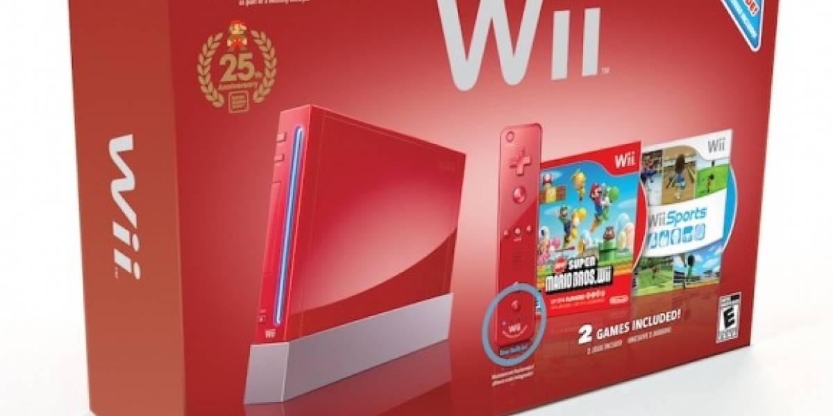 Nintendo no bajará el precio de la Wii