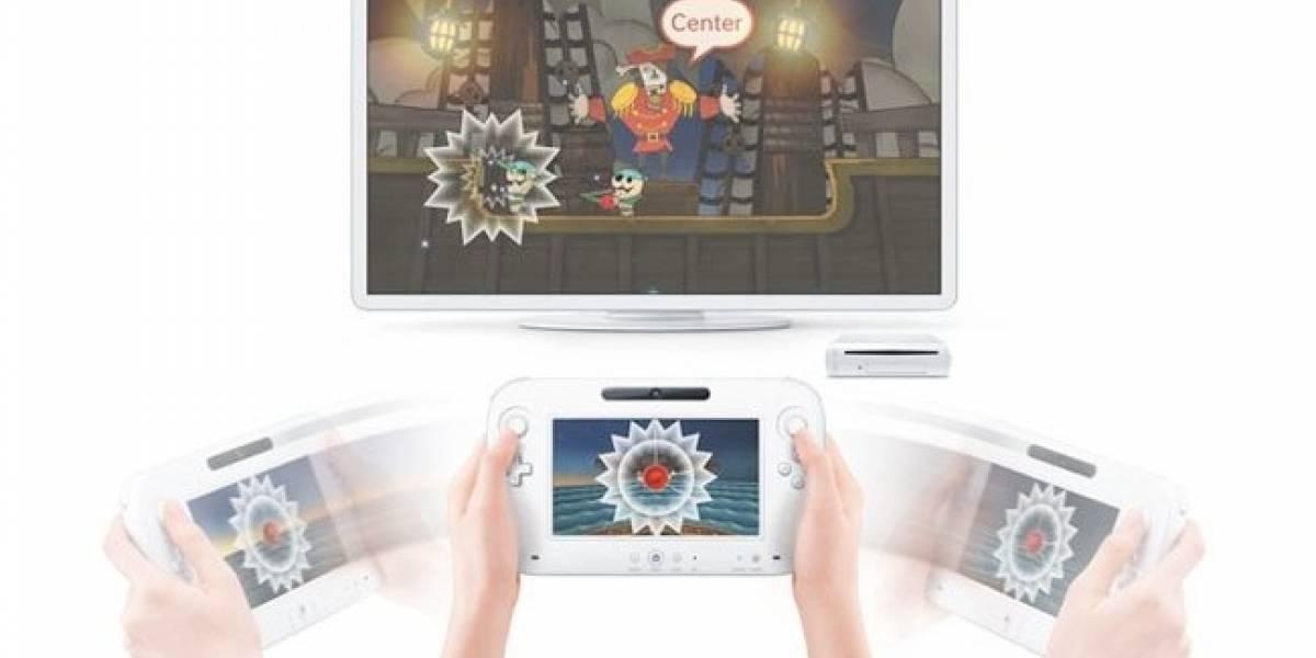 Nintendo lanzará su consola Wii U a fines de este año