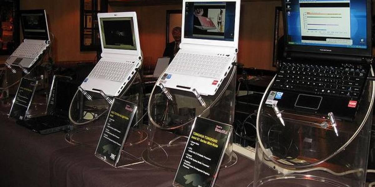 Mercado de PCs aumentó 22% en el segundo trimestre