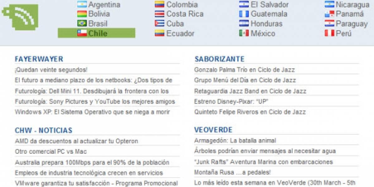 NotiLat.com: Noticias de América Latina en una sola página