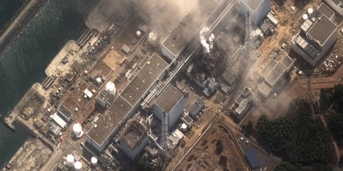 Japón: Barras radioactivas se estarían derritiendo en uno de los reactores de Fukushima
