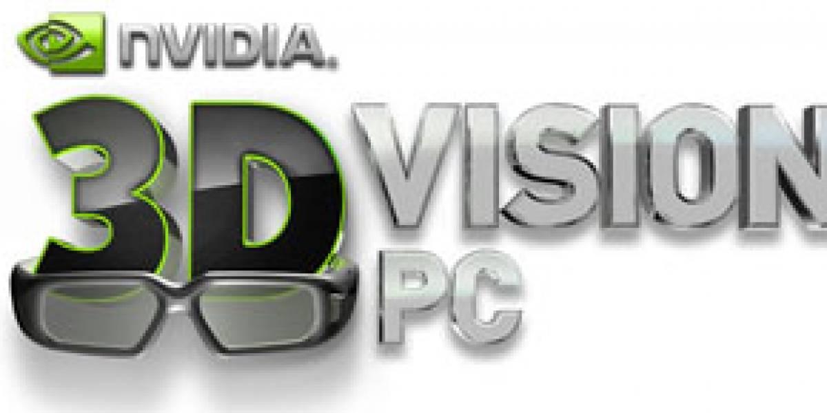 """Computex 2010: NVIDIA 3D Vision se hace más sencillo con equipos configurados bajo """"3D PC"""""""