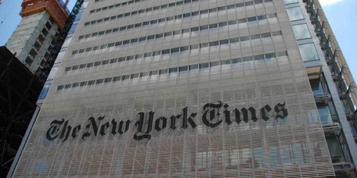 El NY Times empieza a cobrar este lunes a las 2 pm, aunque hay maneras de entrar sin pagar