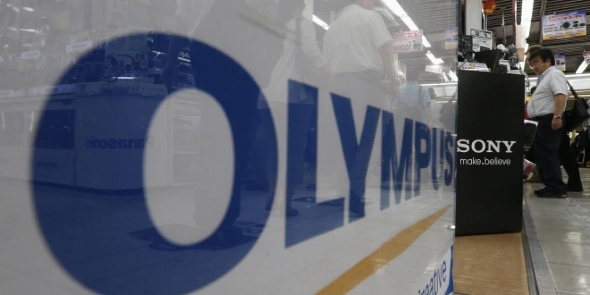 Sony invierte USD $644 millones en Olympus