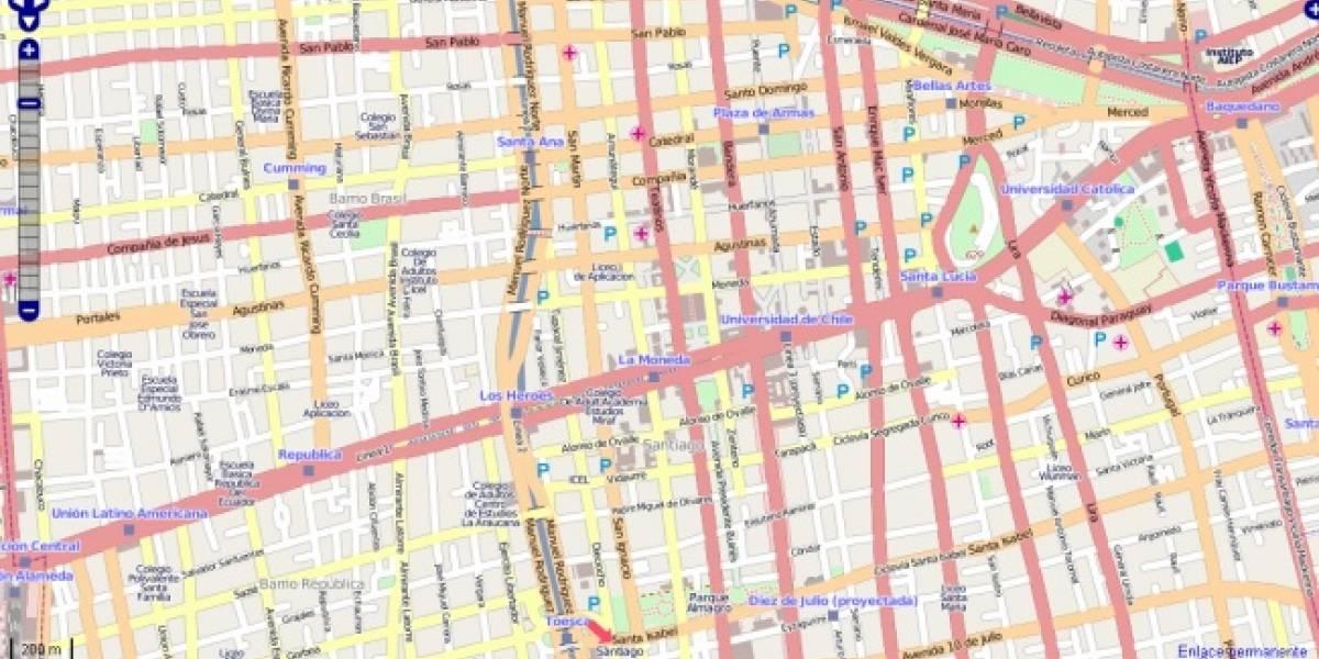 OpenStreetMap acusa a Google de vandalismo
