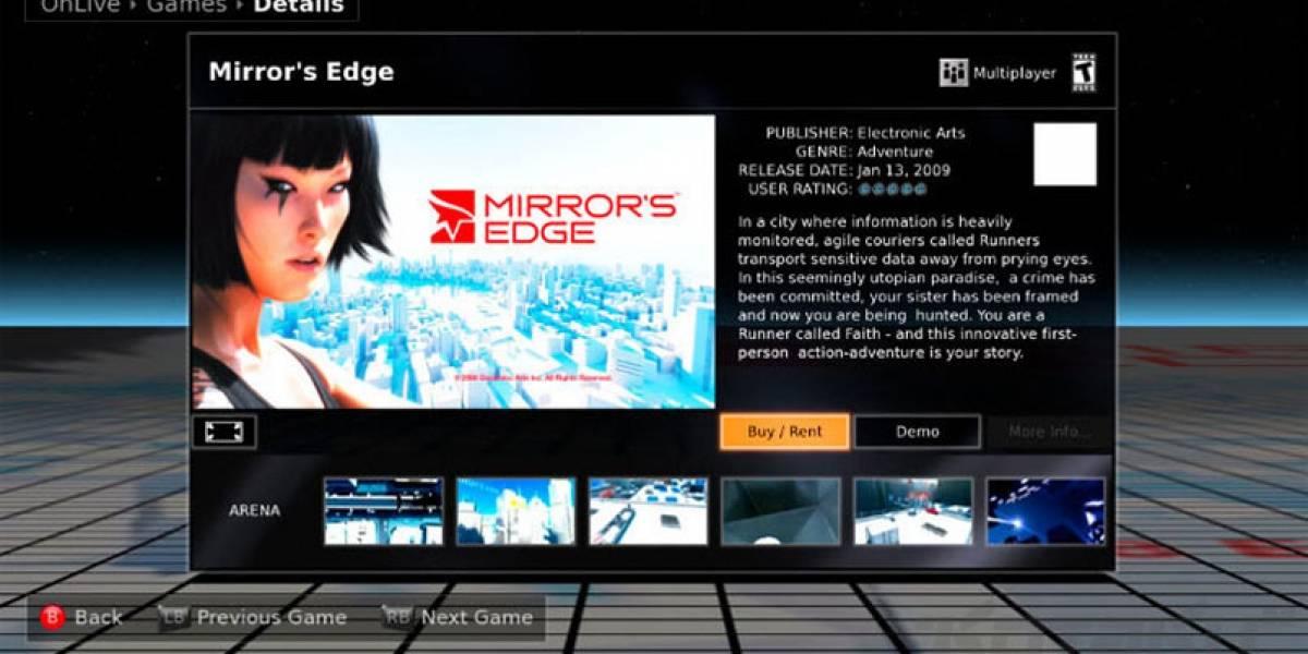 CES 2012: OnLive se integrará con Google TV