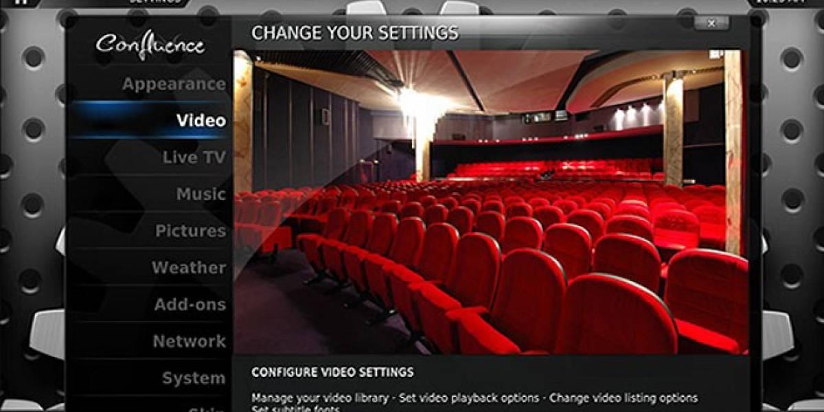 Lanzan OpenELEC 2.0, la distribución de Linux para convertir tu PC en un centro multimedia