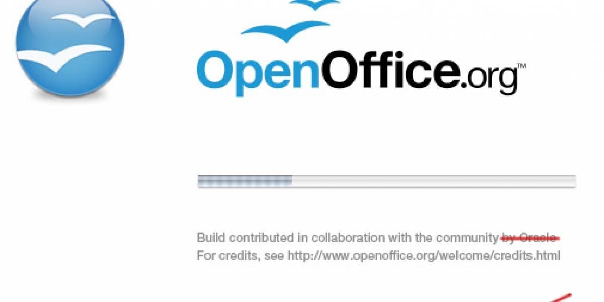 Oracle se rinde y devuelve Open Office a la comunidad abierta