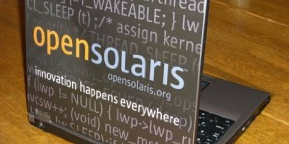Liberado OpenSolaris 2008.11
